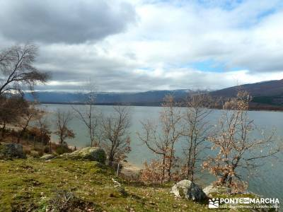 Ruta Turrón y Polvorón - Embalse Pinilla; el jerte en flor volcan olot garganta de los infiernos j